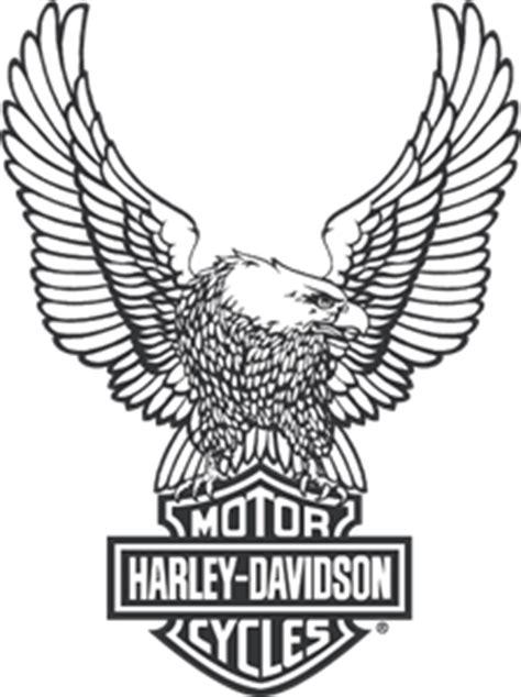 Tshirt Garuda Logo Black harley davidson logo vector eps free
