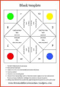 Catcher Template by Doc 550412 Cootie Catcher Template 17 Cootie