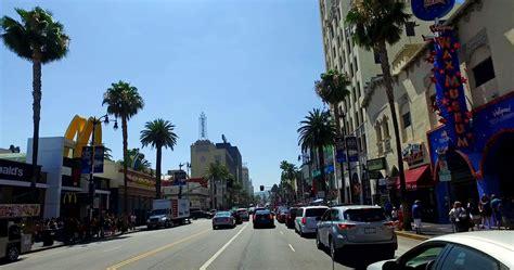 Number Search California Los Angeles Boulevard Los Angeles California 2016 4k