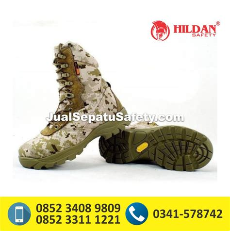 Sepatu Boots Army Kickers Delta Safety Import Murah magnum tactical boots 8 1 desert marpat cordura toko sepatu army jakartajualsepatusafety