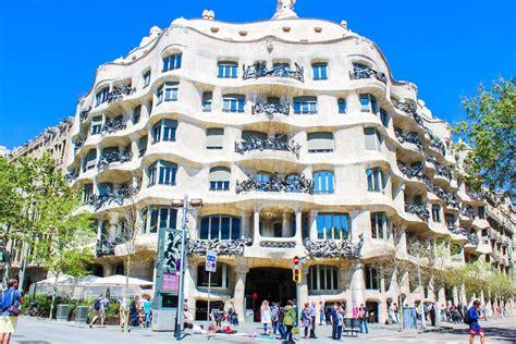 casa mila barcelona casa mil 224 la pedrera experience sexiest masterpiece