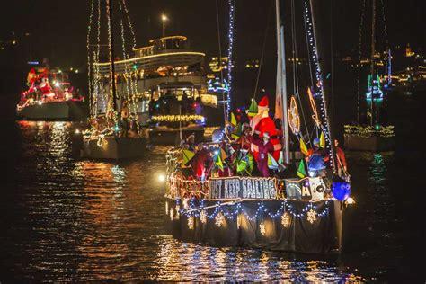 marina del rey boat parade 2017 marina del rey holiday boat parade the argonaut newsweekly