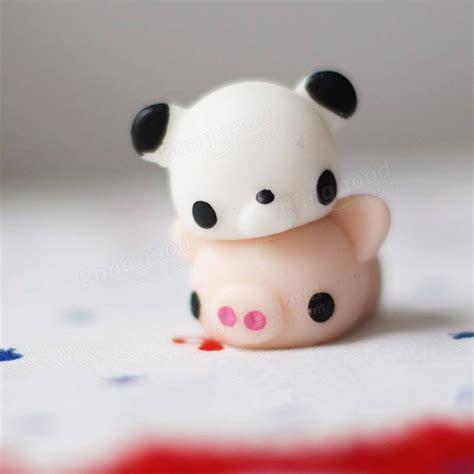 Pig Squeeze pink piggy squishy squeeze pig healing kawaii