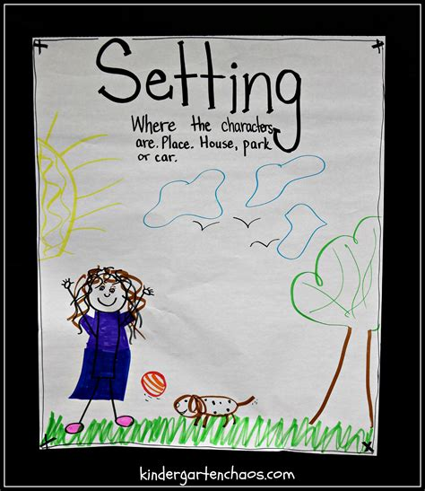 picture books that teach setting ideas for teaching guided drawing to beginning writers