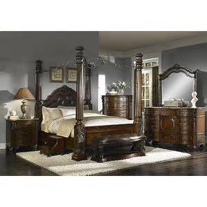 Rooms To Go Canopy Bedroom Sets Southton 6 Pc Canopy King Bedroom Bedroom Sets