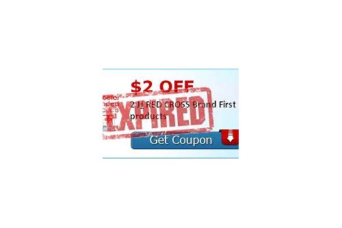 first aid supplies coupons