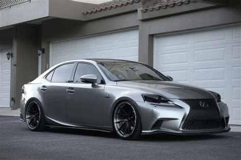 lexus is 250 stance lexus is350 f sport stance sf01 rotary forged japanese