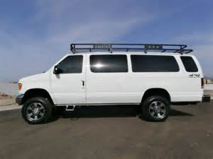 Ford E350 4x4 For Sale Sell Used 2000 Ford E350 Diesel 4x4 15 Passenger In