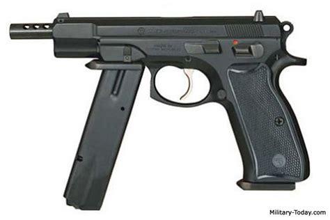 Cz75 Auto by Cz 75 Automatic Pistol Today