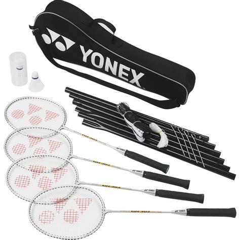 Raket Yonex Set yonex gr303s badminton racket and net set