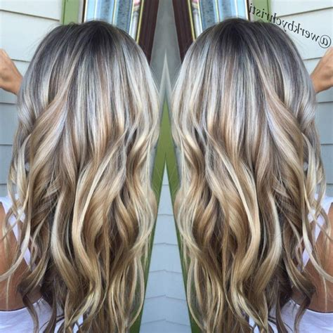 is highlighted hair dated 2018 popular long hairstyles with highlights and lowlights