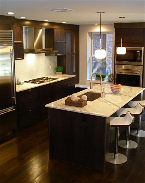 espresso kitchen cabinets design ideas espresso kitchen island design ideas