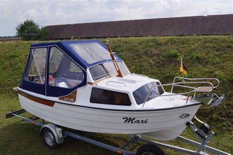 nieuwe kajuitboot kopen mayland fisherman 16 motorboot kaj 252 tboot gebraucht