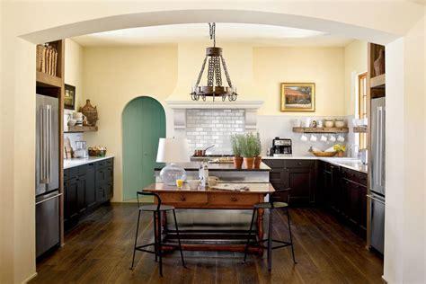 southern living kitchen ideas kitchen texas escondido idea house tour southern living
