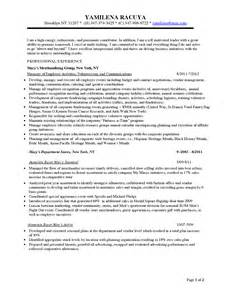 Free Sle Buyer Resume Resume Exles For Retail Buyer Resume Ixiplay Free Resume Sles