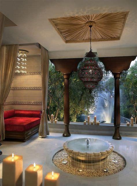 spa decor for home elegant spa room massage bed designs trends4us com