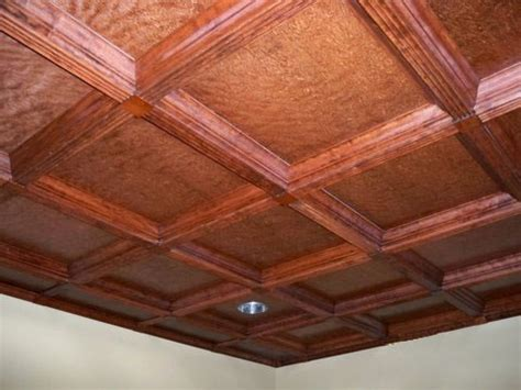 Wood Drop Ceiling Wood Drop Ceiling Ceilings