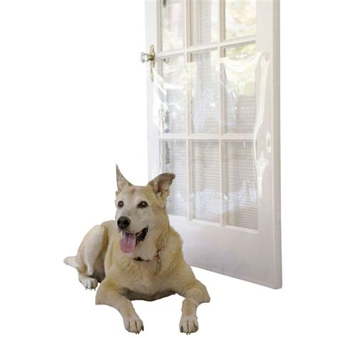 Protection From Dogs by Cardinal Gates 33 In X 35 In Door Shield Protection From