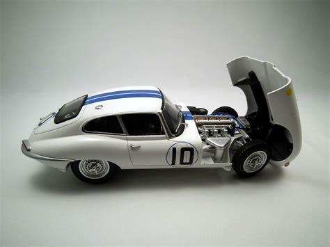 Car Types Model by Heller S Car Model Kit Jaguar E Type Model Kits Cars