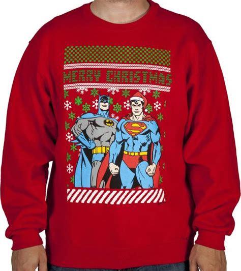 Sweater Batman V Superman Leo Cloth batman superman faux sweater licensed dc