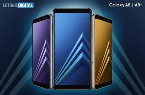 Samsung A8 Vr 46 1 Custom samsung releases galaxy a8 and a8 2018 devices letsgodigital