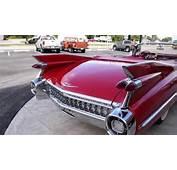 Walk Around &amp Start 1959 Cadillac Series 62 Convertible
