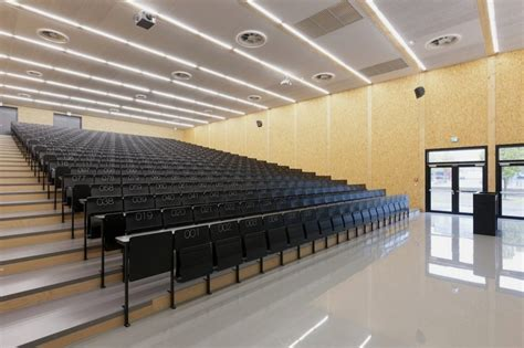 cheever 215 lecture hall renovation cus planning image gallery lecture hall design