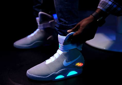 nike future shoes nike mag auction price sneakernews