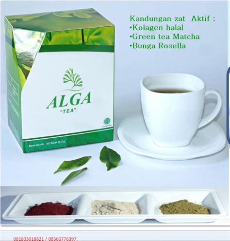 Teh Hijau Terbaik jual alga tea yogyakarta teh hijau terbaik murah alga