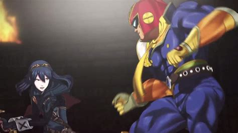 Lu Falcon lucina the captain falcon matchup smash amino