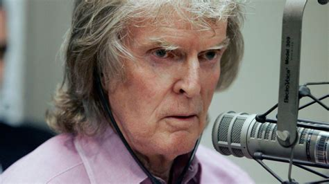 Don Imus Will Hit The Airwaves Again by Don Imus Says He Will Be Ending His Radio Show Newsday