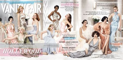 ten years of vanity fair covers a look back