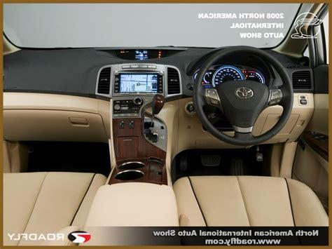 2009 Toyota Venza Interior by 2009 Toyota Venza Interior Photos
