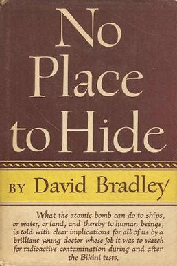A Place Book Wiki No Place To Hide Bradley Book