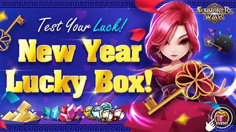 new year lucky box new year lucky box event summoners war ratings guide