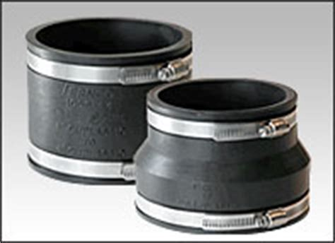 Plumbing Coupling by Fernco Couplings And Adapters Fernco Us