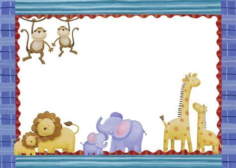 figuras de animales para imprimir bordes con animales para imprimir imagenes y dibujos