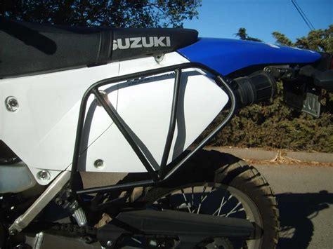 Suzuki Drz 400 Luggage Rack Suzuki Drz400s Side Racks Drz 400 Klx400s Drz400 Sm Ebay