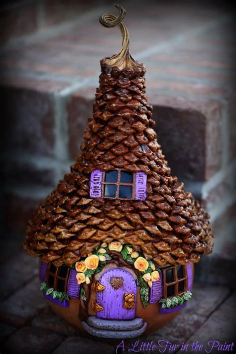 most creative and adorable pine cone crafts noted list