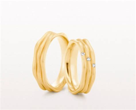 17 best images about gold wedding band styles on