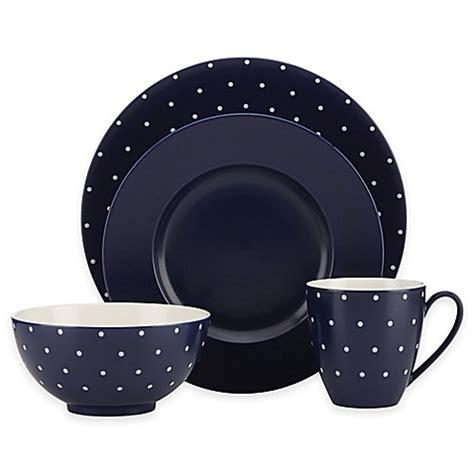 kate spade dinnerware kate spade york larabee dot navy dinnerware