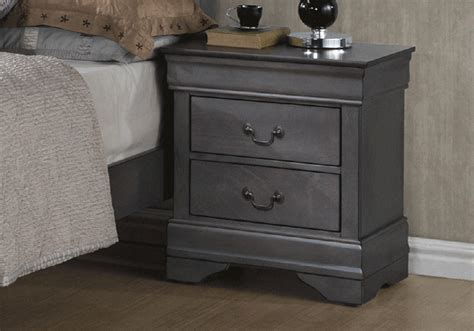 Black Nightstand Ls Nightstand Table Ls 28 Images Contemporary Nightstand Ls Zurich Three Drawer Silver