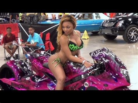 supercars & hot girls at miami dub show the best car show