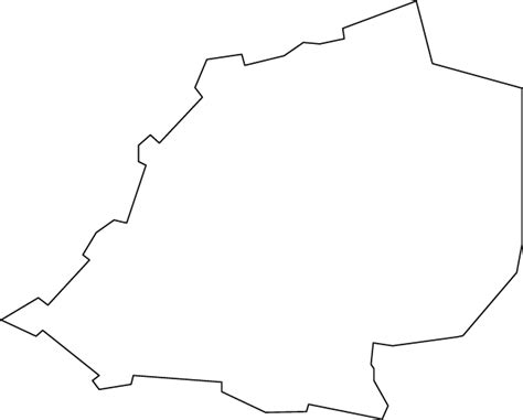 Vatican City Map Outline by Vatican Outline Map