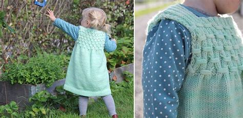 Waffel Dress 143 best images about knitting babies dresses skirts on