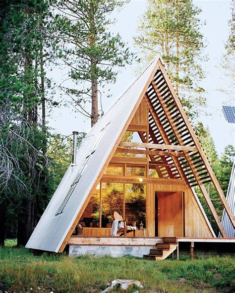25 best ideas about a frame cabin on a frame