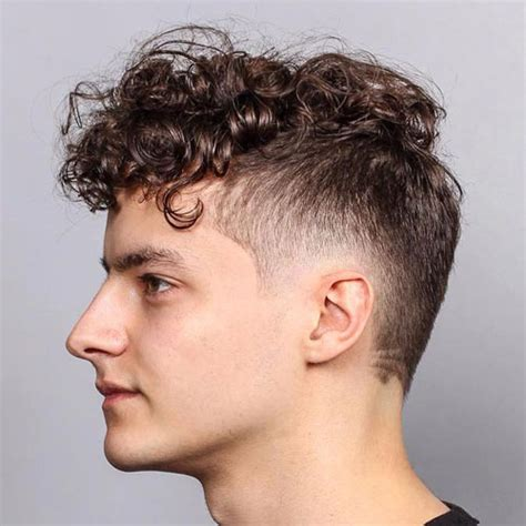 fade curly tops the drop fade haircut men s haircuts hairstyles 2017