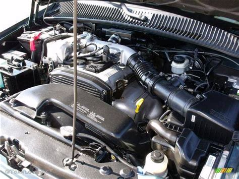2001 Kia Sportage Engine 2001 Kia Sportage Ex 4x4 2 0 Liter Dohc 16 Valve 4