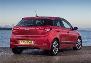 Review I20 Hyundai Hyundai I20 Hatchback Review 2015 Parkers