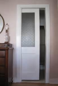 slide door bathroom